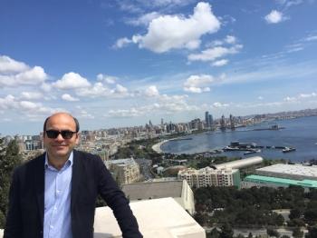 Türk Dünyası Ortopedi Kongresi Bakü / Azerbaycan